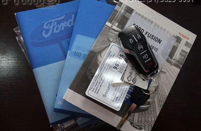 Ford Fusion Titanium EcoBoost FWD 2.0 GTDI - Foto #8