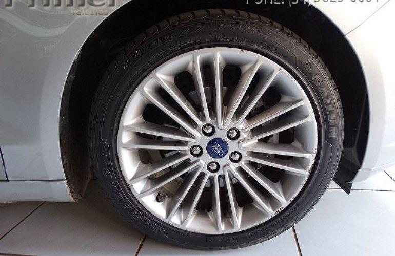 Ford Fusion Titanium EcoBoost FWD 2.0 GTDI - Foto #10