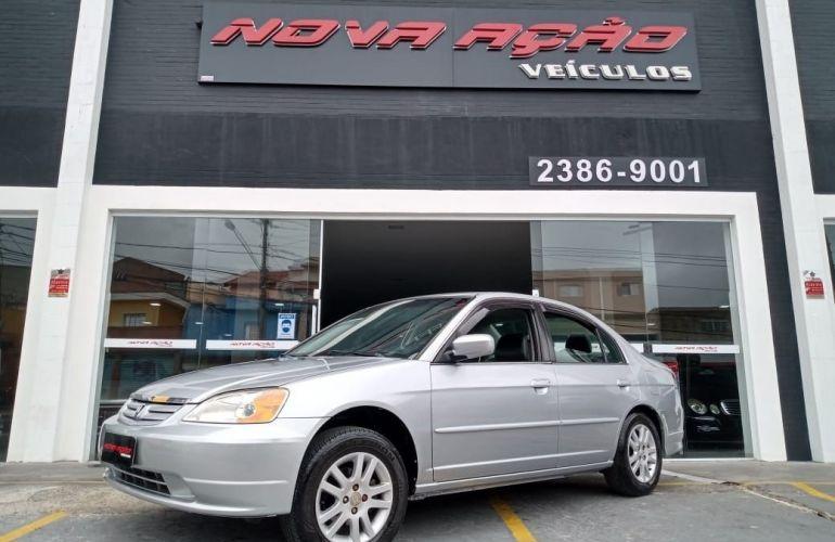 Honda Civic 1.7 LX 16v - Foto #1