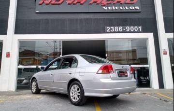 Honda Civic 1.7 LX 16v - Foto #2