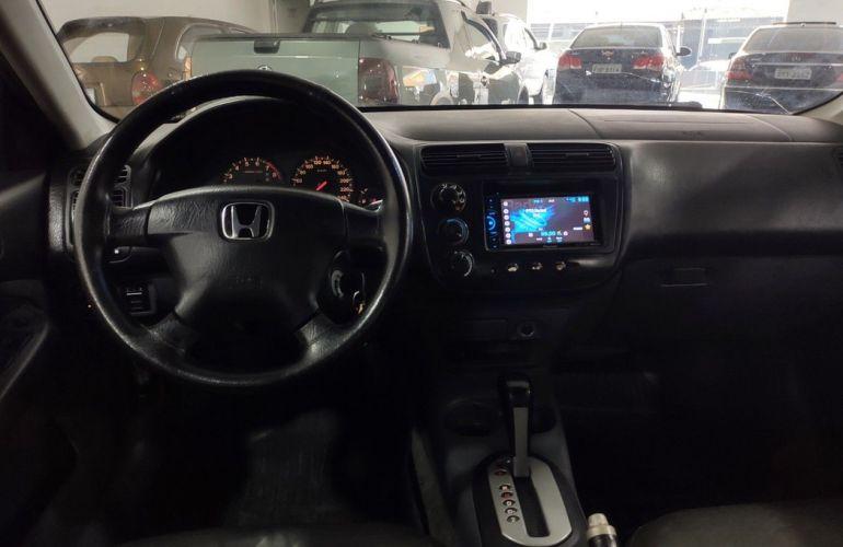 Honda Civic 1.7 LX 16v - Foto #4