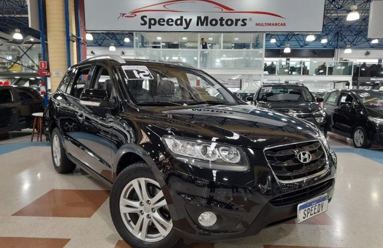 Hyundai Santa Fe 3.5 MPFi GLS 7 Lugares V6 24v 285cv - Foto #1