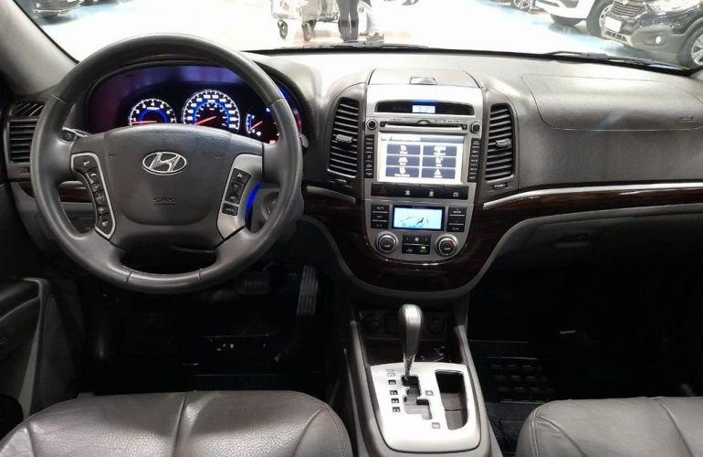Hyundai Santa Fe 3.5 MPFi GLS 7 Lugares V6 24v 285cv - Foto #3