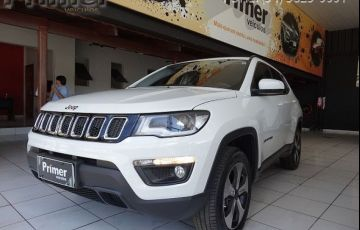 Jeep Compass Longitude AT9 4x4 2.0 16V Turbo Diesel - Foto #1