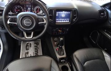Jeep Compass Longitude AT9 4x4 2.0 16V Turbo Diesel - Foto #7