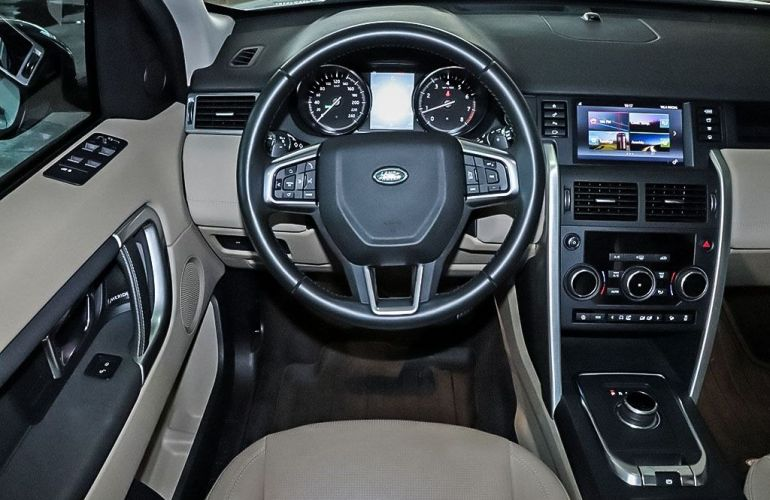 Land Rover Discovery Sport 2.0 16V Si4 Turbo Hse - Foto #5