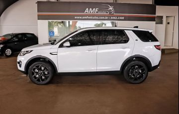 Land Rover Discovery Sport 2.0 16V Si4 Turbo Hse - Foto #10
