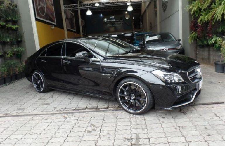 Mercedes-Benz CLS 63 AMG 5.5 V8 - Foto #1