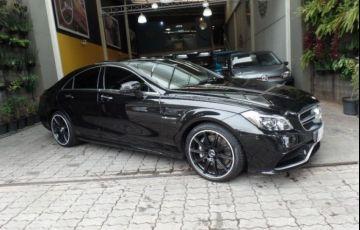 Mercedes-Benz CLS 63 AMG 5.5 V8