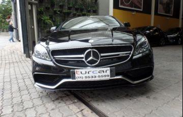 Mercedes-Benz CLS 63 AMG 5.5 V8 - Foto #2