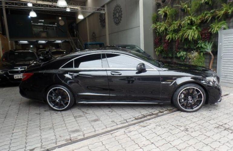 Mercedes-Benz CLS 63 AMG 5.5 V8 - Foto #3