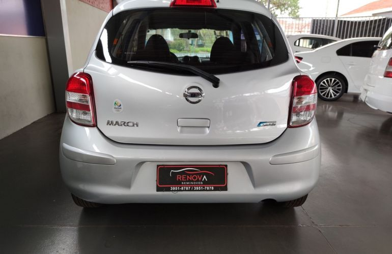 Nissan March 1.0 S Rio 16v - Foto #4