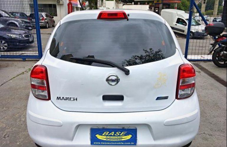 Nissan S 1.6 16V Flex Fuel 5p - Foto #5