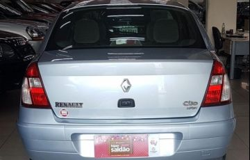 Renault Clio Sedan Privilége 1.6 16V Hi-Flex - Foto #5