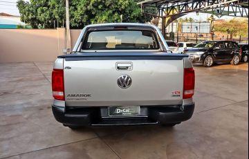 Volkswagen Amarok 2.0 Trendline 4x4 CD 16V Turbo Intercooler - Foto #5