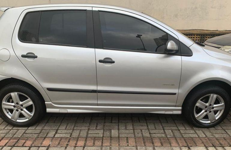 Volkswagen Fox Plus 1.6 8V (Flex) - Foto #5