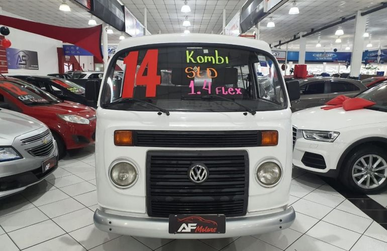 Volkswagen Kombi 1.4 Mi Std Lotação 8v - Foto #2