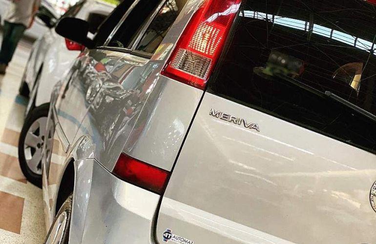 Chevrolet Meriva 1.8 MPFi Joy 8v - Foto #8