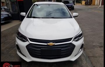 Chevrolet Onix 1.0 Turbo Plus Premier