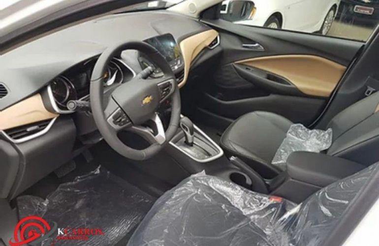 Chevrolet Onix 1.0 Turbo Plus Premier - Foto #8