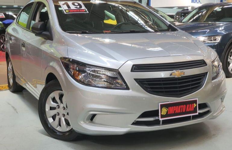 Chevrolet Prisma 1.0 MPFi Joy 8v - Foto #1