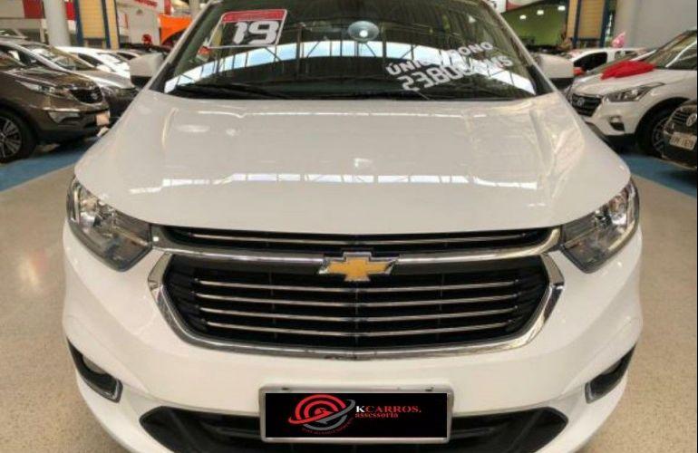 Chevrolet Spin 1.8 LTZ 8v - Foto #3