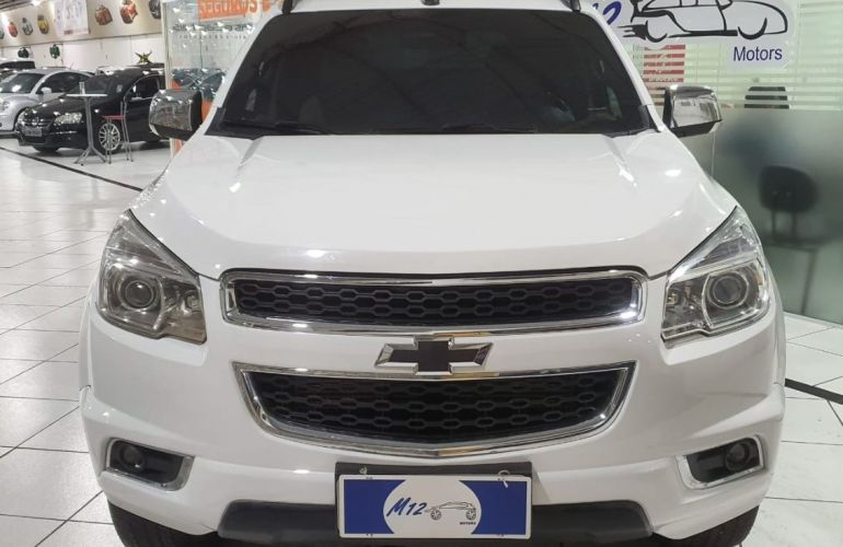 Chevrolet Trailblazer 2.8 LTZ 4x4 16V Turbo - Foto #2