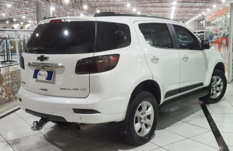 Chevrolet Trailblazer 2.8 LTZ 4x4 16V Turbo - Foto #4