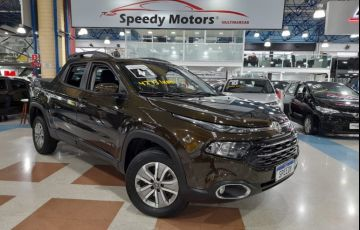 Fiat Toro 1.8 16V Evo Freedom Open Edition