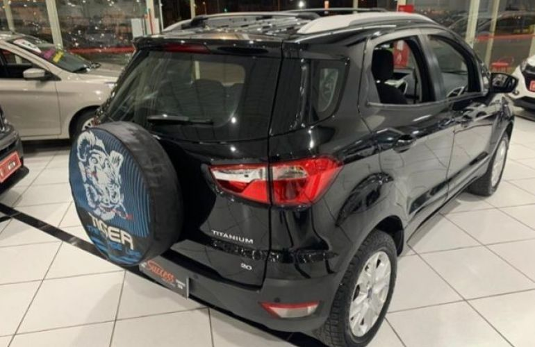 Ford Ecosport 2.0 Titanium 16v - Foto #5