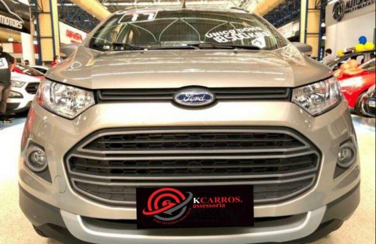 Ford Ecosport 1.6 Freestyle 16v - Foto #4