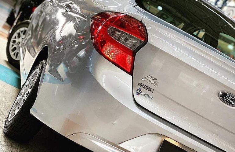 Ford Ka + 1.5 Sigma Se - Foto #4