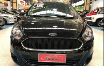 Ford Ka 1.0 Tivct SE Plus - Foto #2