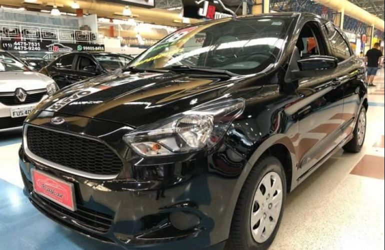 Ford Ka 1.0 Tivct SE Plus - Foto #3