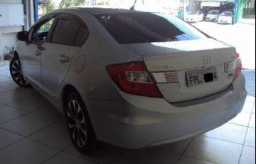 Honda Civic 2.0 LXR 16v - Foto #3
