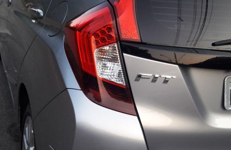 Honda Fit 1.5 16v Personal CVT (Flex) - Foto #5