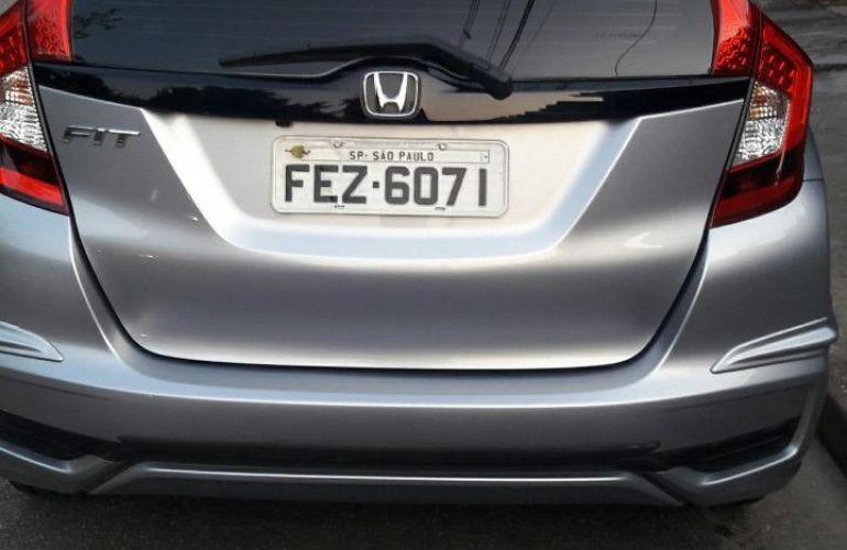 Honda Fit 1.5 16v Personal CVT (Flex) - Foto #7