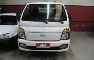 Hyundai HR HD Longo 4X2 2.5 Turbo Intercooler 8V