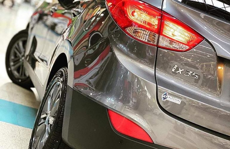 Hyundai Ix35 2.0 MPFi GL 16v - Foto #8