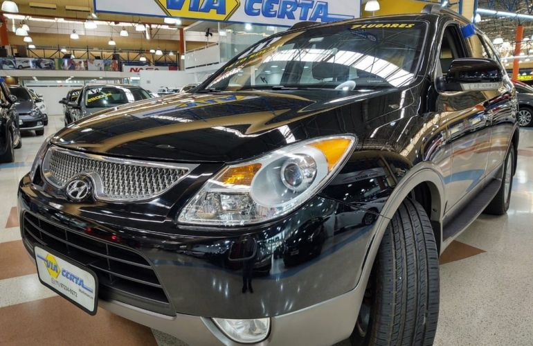 Hyundai Vera Cruz 3.8 GLS 4WD 4x4 V6 24v - Foto #9