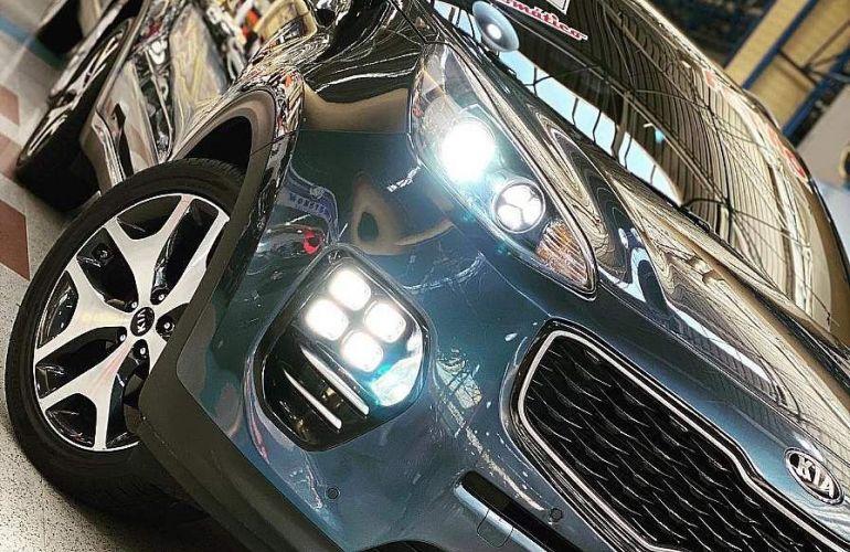 Kia Sportage 2.0 EX 4x2 16v - Foto #3