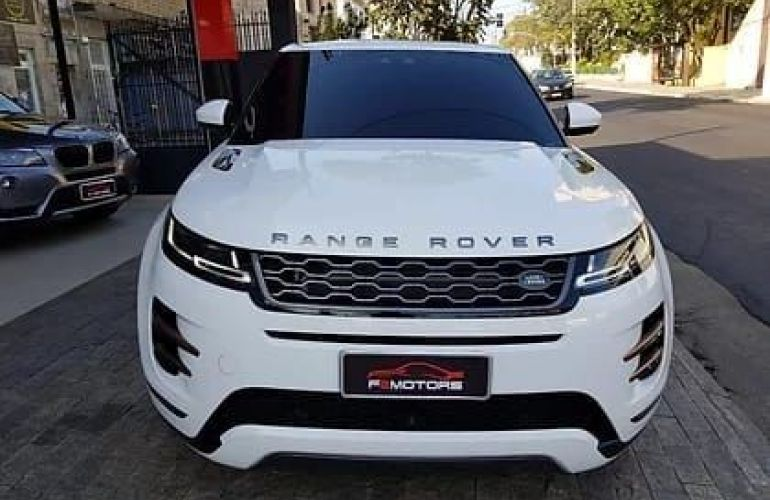 Land Rover Range Rover Evoque 2.0 P300 R-dynamic Hse Awd - Foto #2