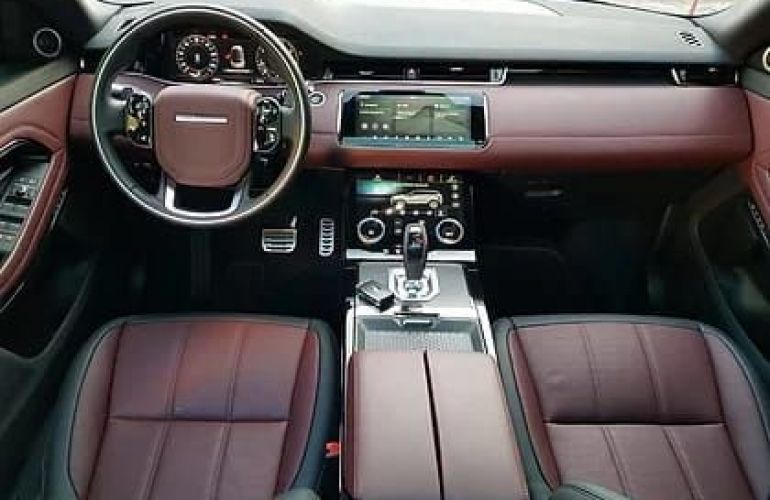 Land Rover Range Rover Evoque 2.0 P300 R-dynamic Hse Awd - Foto #9
