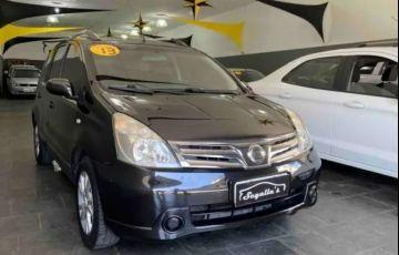 Nissan Livina 1.6 S 16v