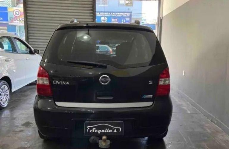 Nissan Livina 1.6 S 16v - Foto #4