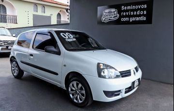 Renault Clio 1.0 Authentique 16V Hi-flex - Foto #2