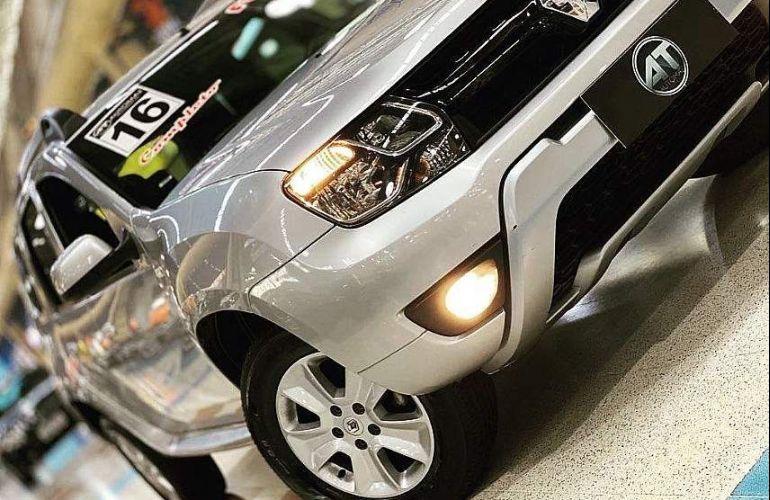 Renault Duster 1.6 16V Sce Dynamique - Foto #3