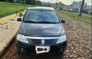 Renault Logan Expression 1.0 16V (Flex)