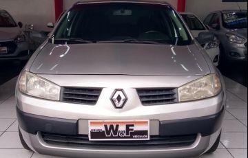 Renault Megane 1.6 Expression 16v - Foto #3