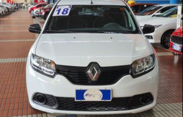 Renault Sandero 1.0 12v Sce Authentique - Foto #2